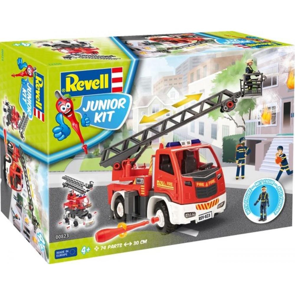 Πυροσβεστική με πυροσβέστη