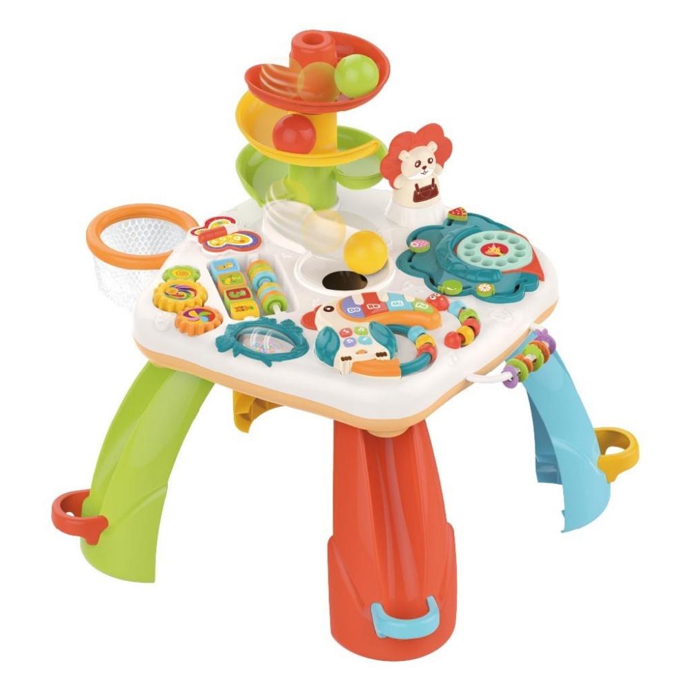 Τραπέζι με δραστηριότητες και ήχους