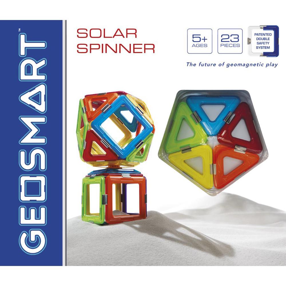 Geosmart SolarSpinner  Μαγνήτες