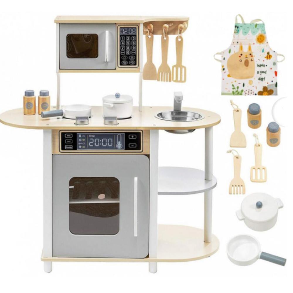 Κουζίνα ξύλινη