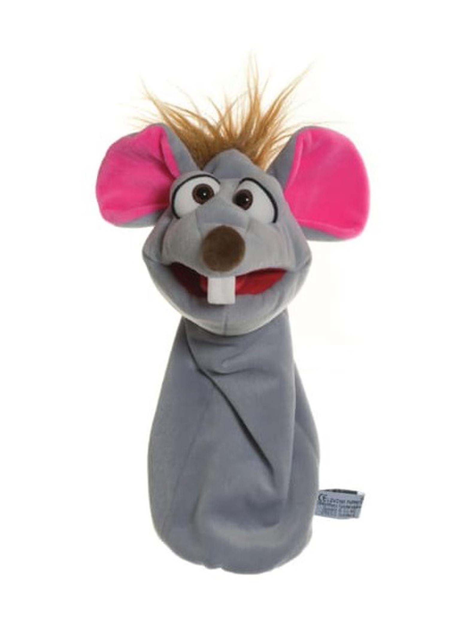 Γαντόκουκλα - Ποντίκι - γάντι 35εκ.
