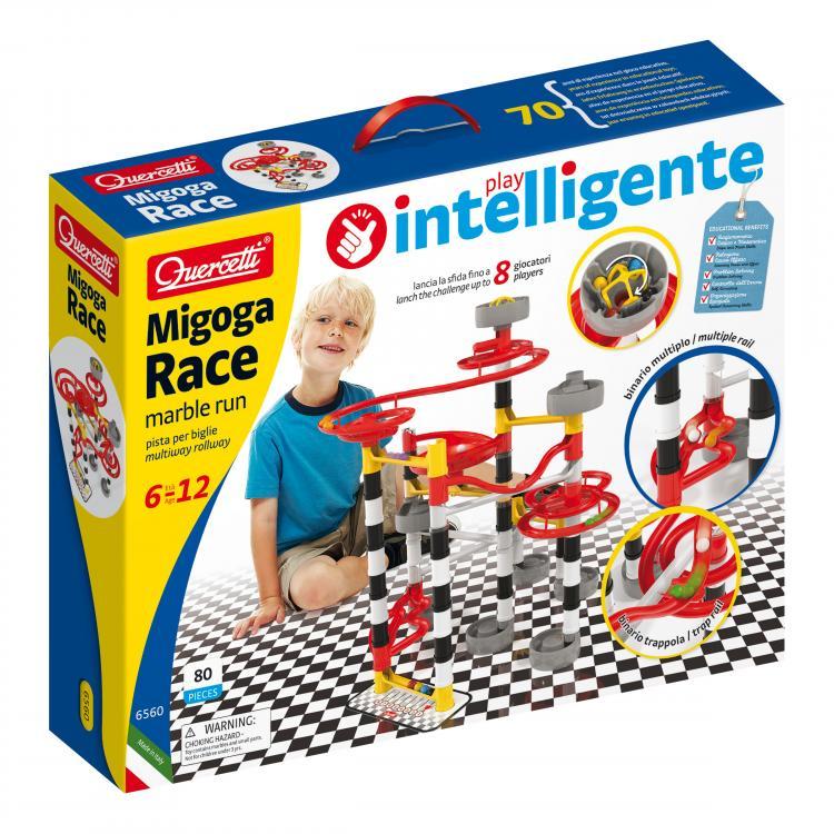 Κατρακύλα μπίλιας - Migoga Race