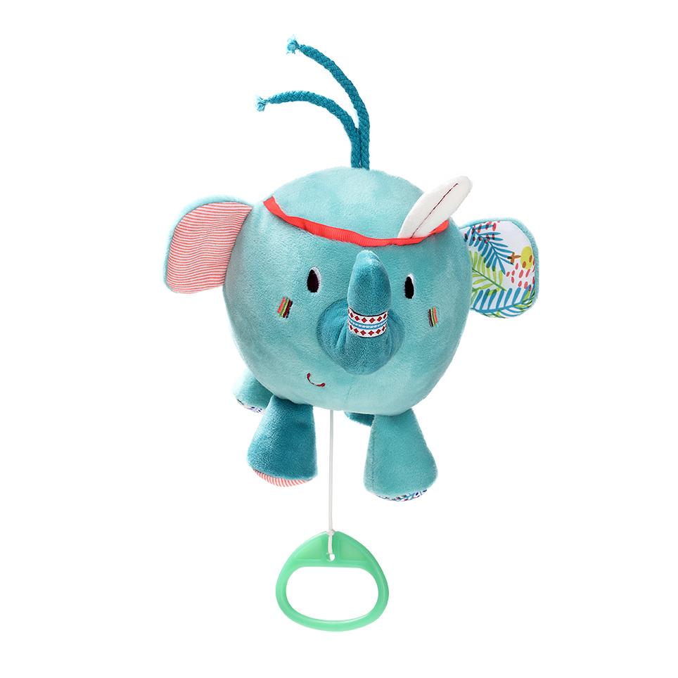 Albert ο μουσικός Ελέφαντας