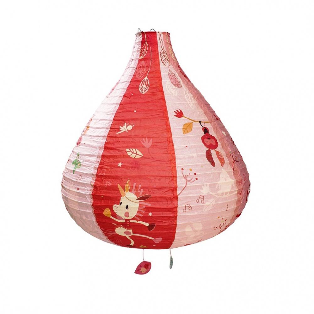Φωτιστικό Αερόστατο - Λουίζα