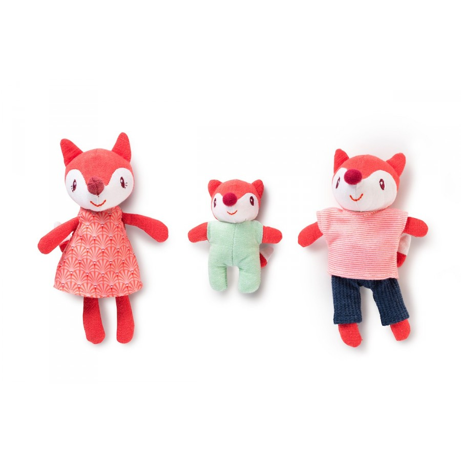 Η οικογένεια της Αλίκης της αλεπούς