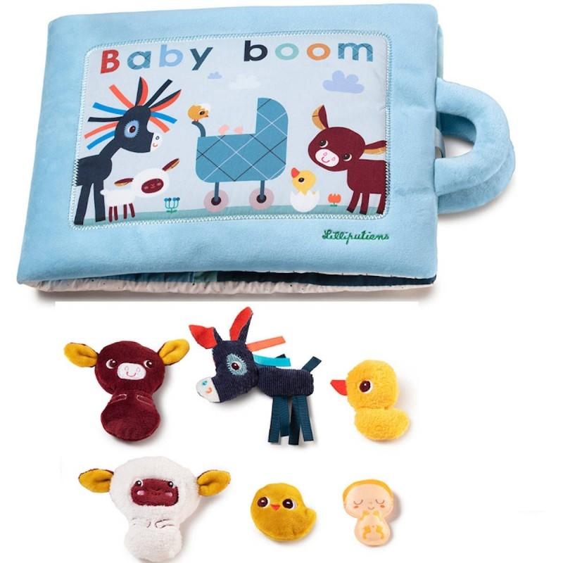 Βιβλίο δραστηριοτήτων - Baby boom