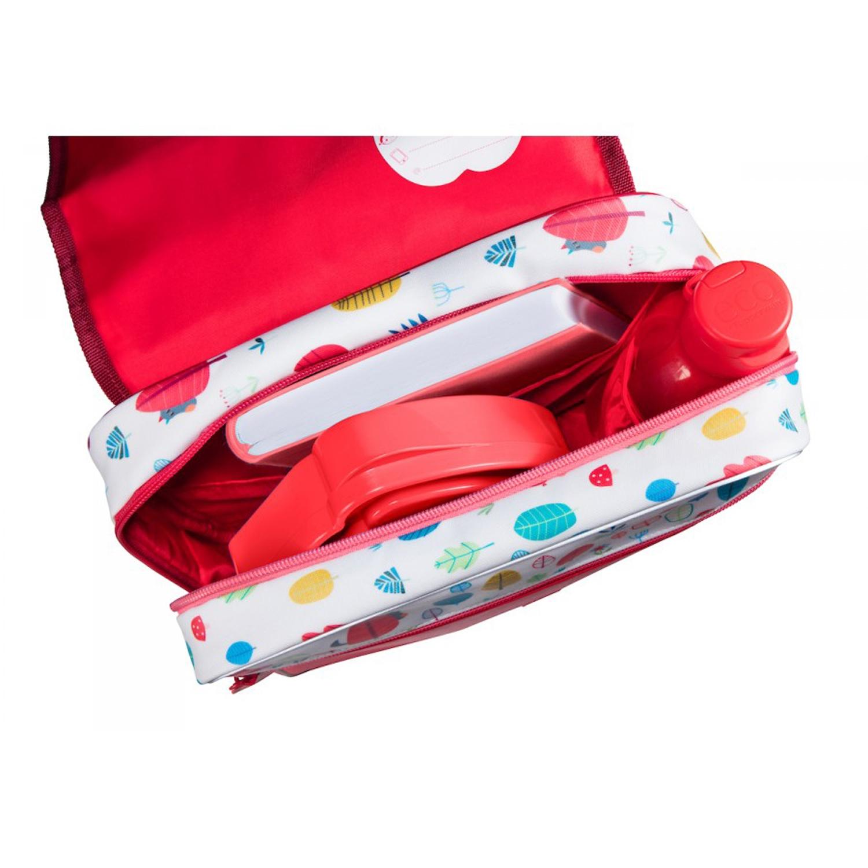 Τσάντα - Σακίδιο Α5 -Η κοκκινοσκουφίτσα