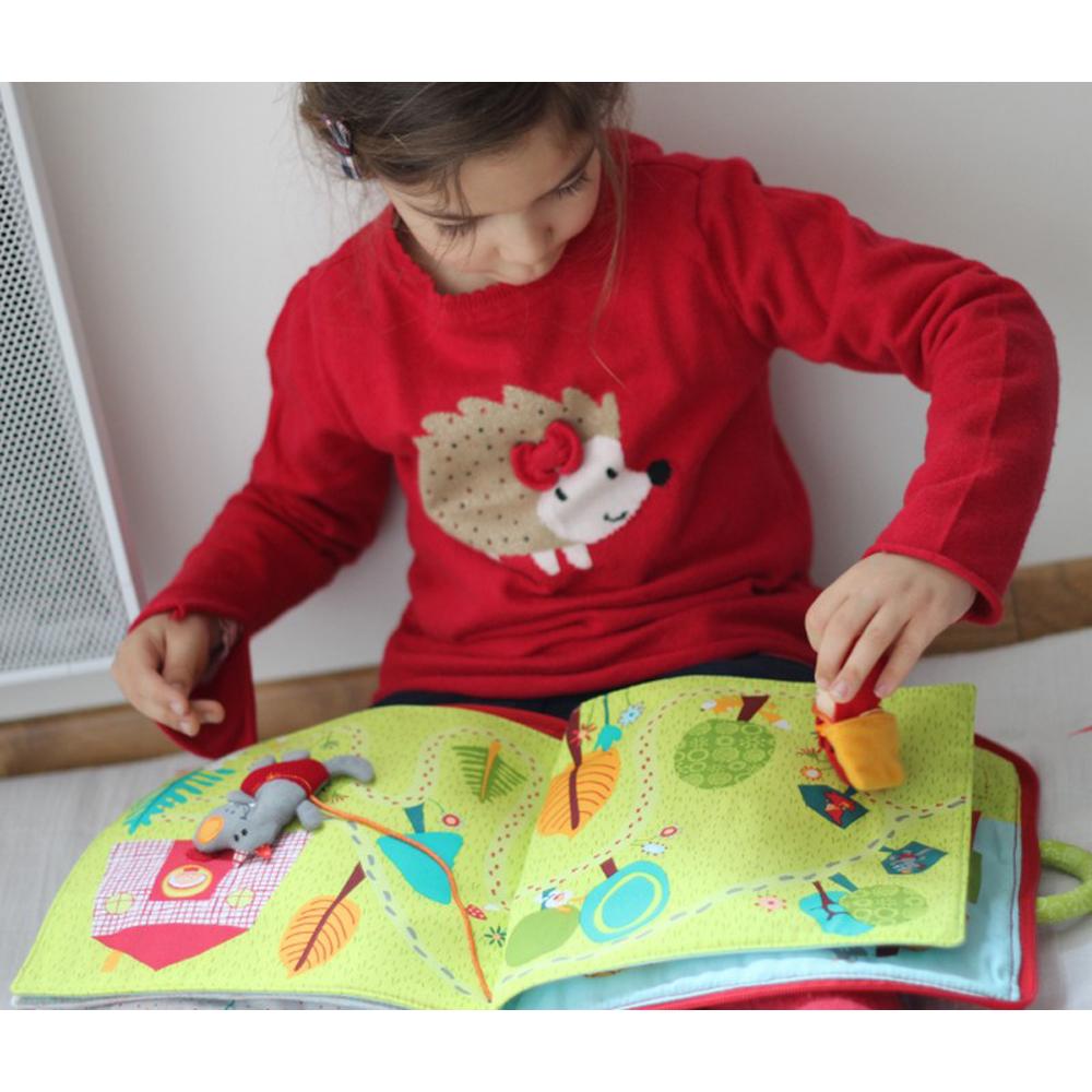 Βιβλίο δραστηριοτήτων - Κοκκινοσκουφίτσα