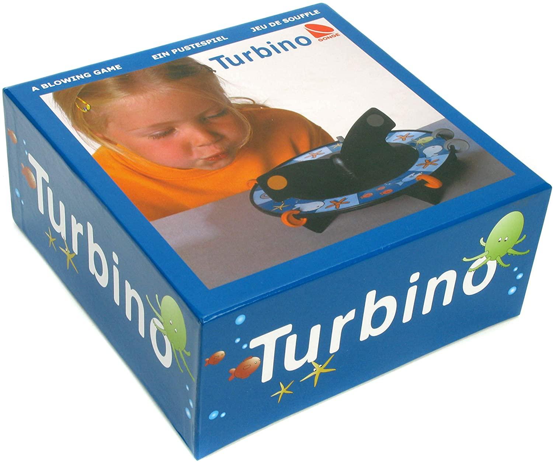 Turbino - Παιχνίδι αναπνοής