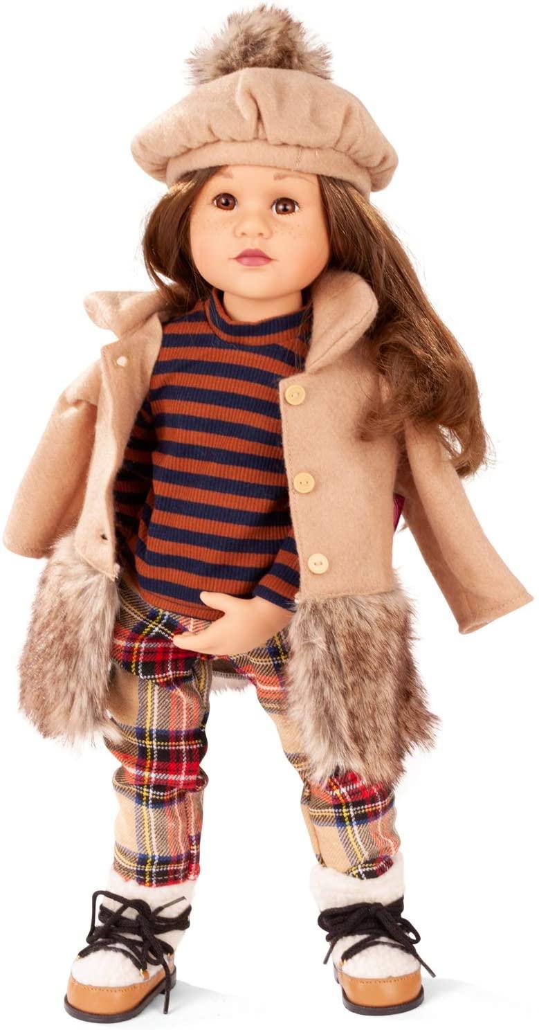 Κούκλα Goetz -Frieda 50εκ. Happy Kids
