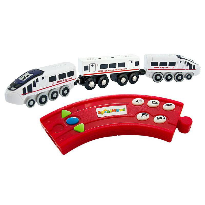 Τρένο τηλεκατευθυνόμενο