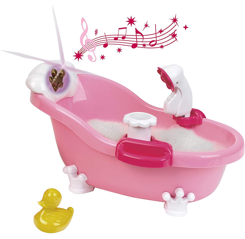 Μπανιέρα κούκλας με λειτουργίες και ήχο