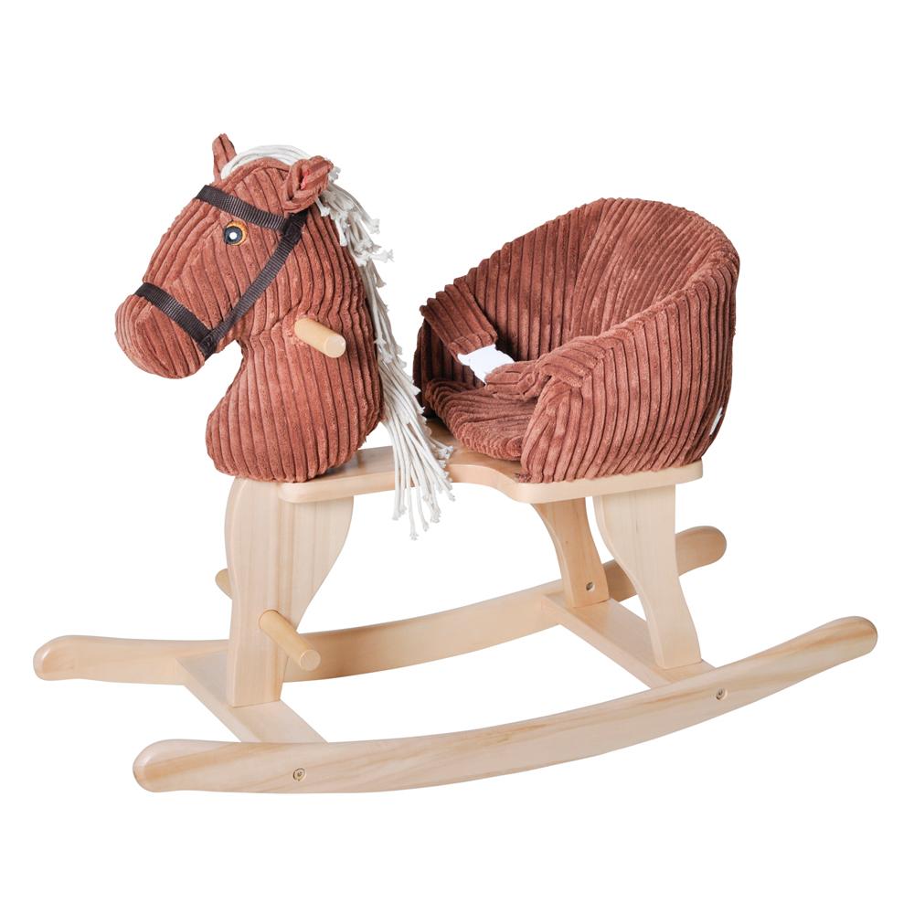Άλογο κουνιστό με ήχο Xena