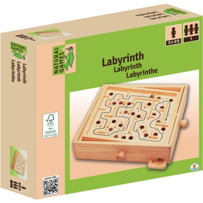 Λαβύρινθος ξύλινος