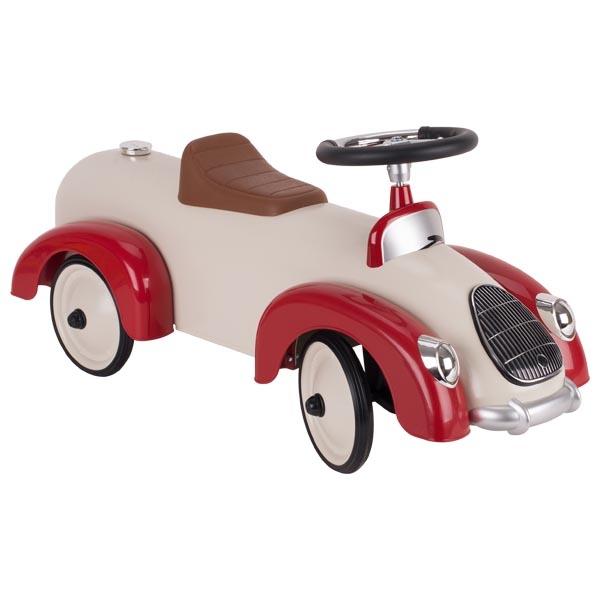 Αυτοκίνητο σπορ Retro ποδοκίνητο