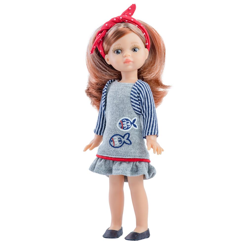 Κούκλα PaolaReina - Πάολα 21εκ -MiniAmigas