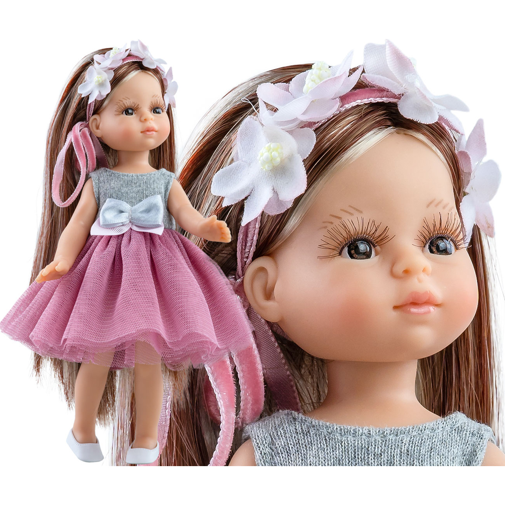 Κούκλα PaolaReina - Judith 21εκ.-MiniAmigas
