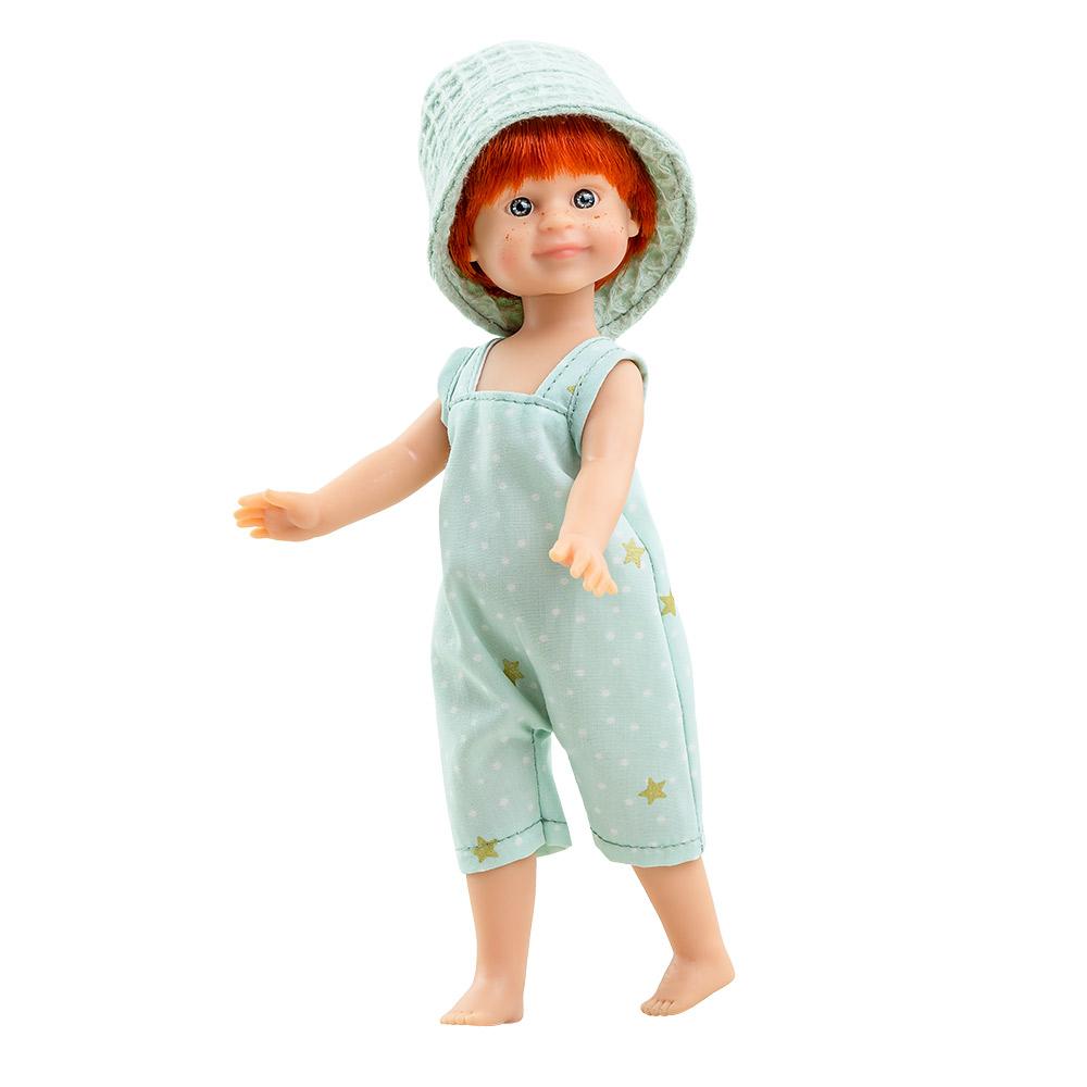 Κούκλα PaolaReina - Δαβίδ 21εκ. -MiniAmigas