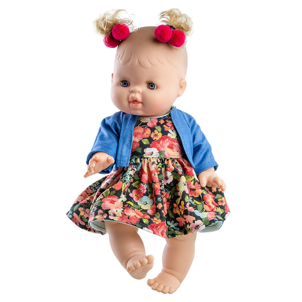 Κούκλα PaolaReina - Rebeca 34εκ.Los Gordis