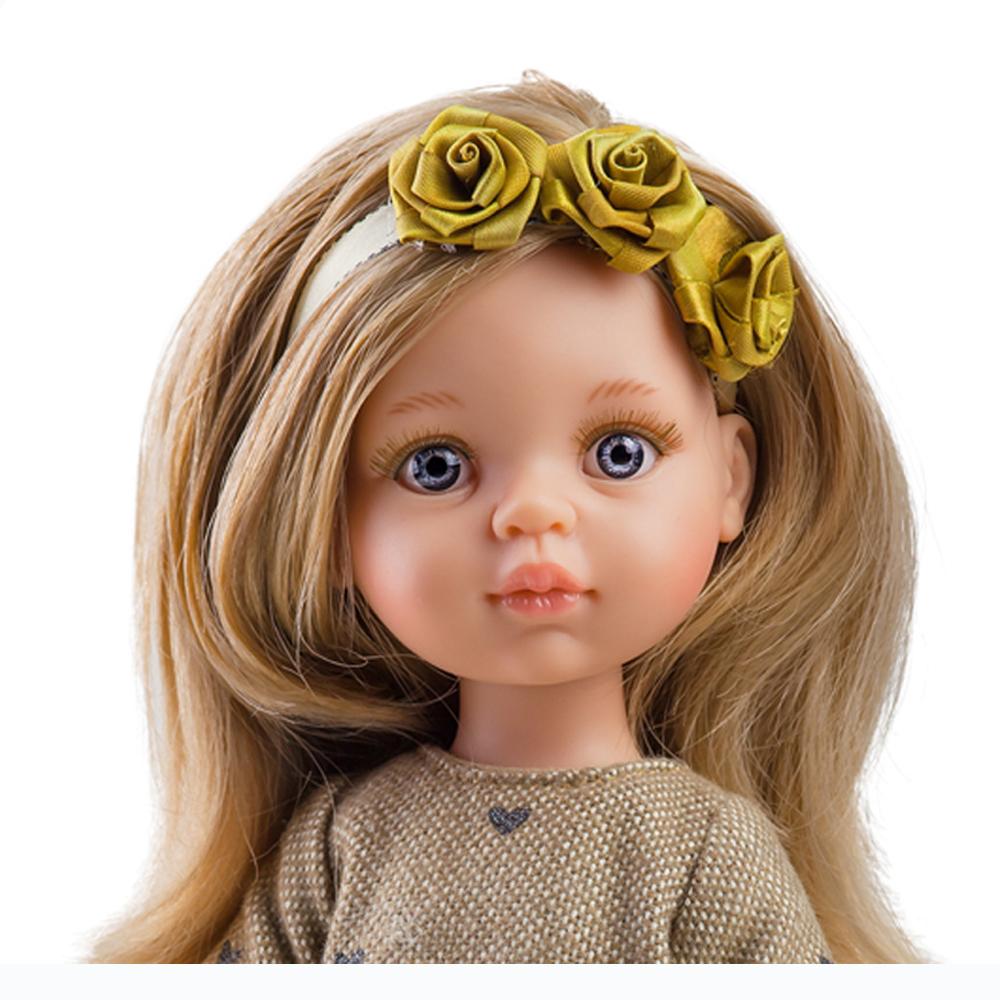 Κούκλα Paola Reina - Κάρλα 32εκ .Las Amigas