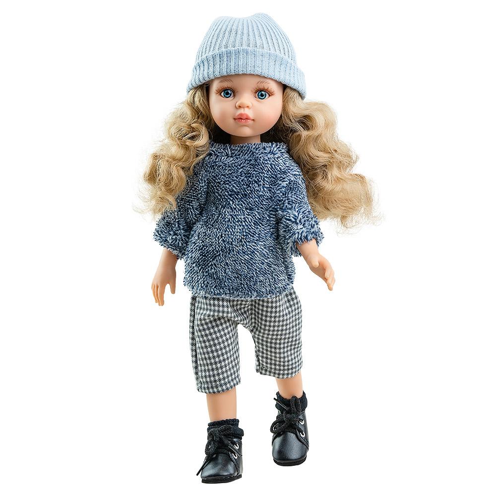 Κούκλα PaolaReina - Κάρλα 32εκ-Las Amigas