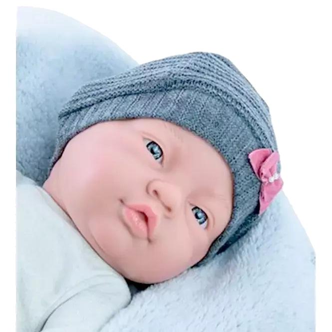 Κούκλα Paola Reιna -Κορίτσι 45εκ.Bebitos
