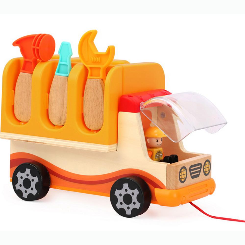 Φορτηγό με πάγκο εργασίας