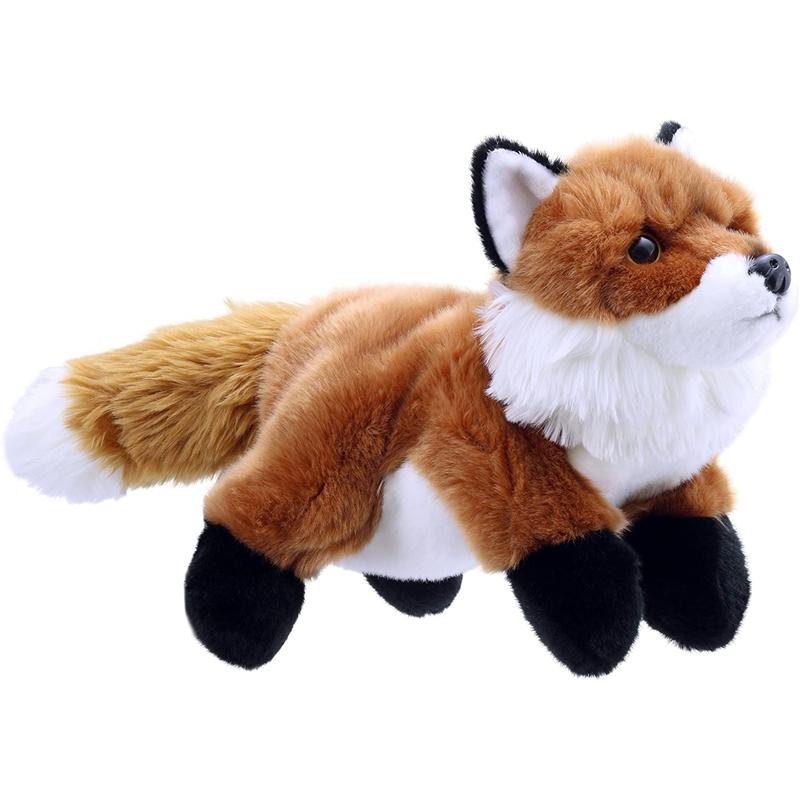 Γαντόκουκλα - Αλεπού με σώμα