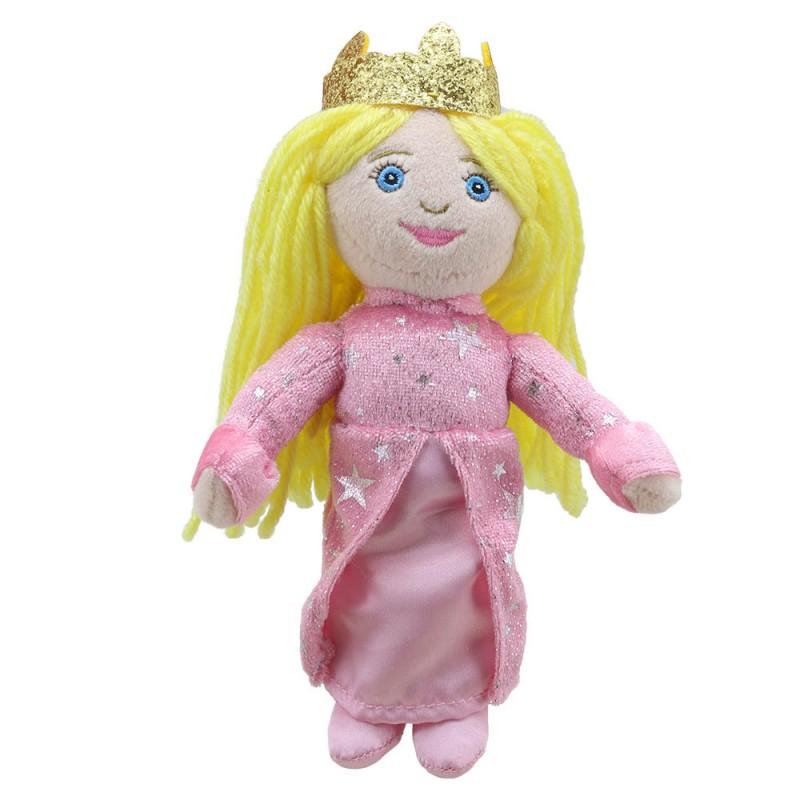 Δακτυλόκουκλα - Πριγκίπισσα 20εκ